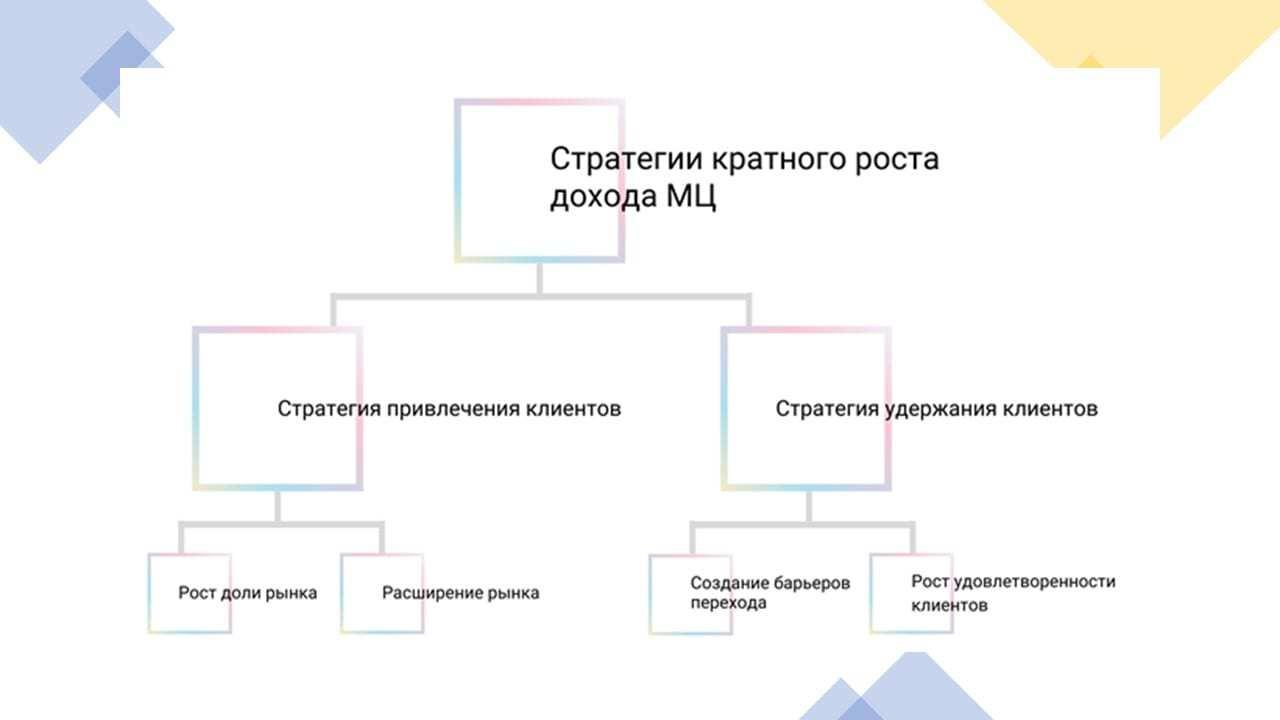 бизнес стратегии развития компании